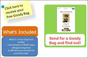 Send for a free goody bag now!