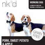 Pork, Sweet Potato and Apple