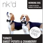 Turkey, Sweet Potato and Cranberry